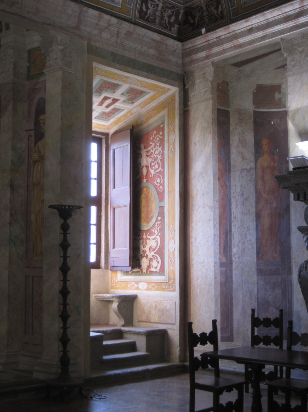 Villa Farnese Interior