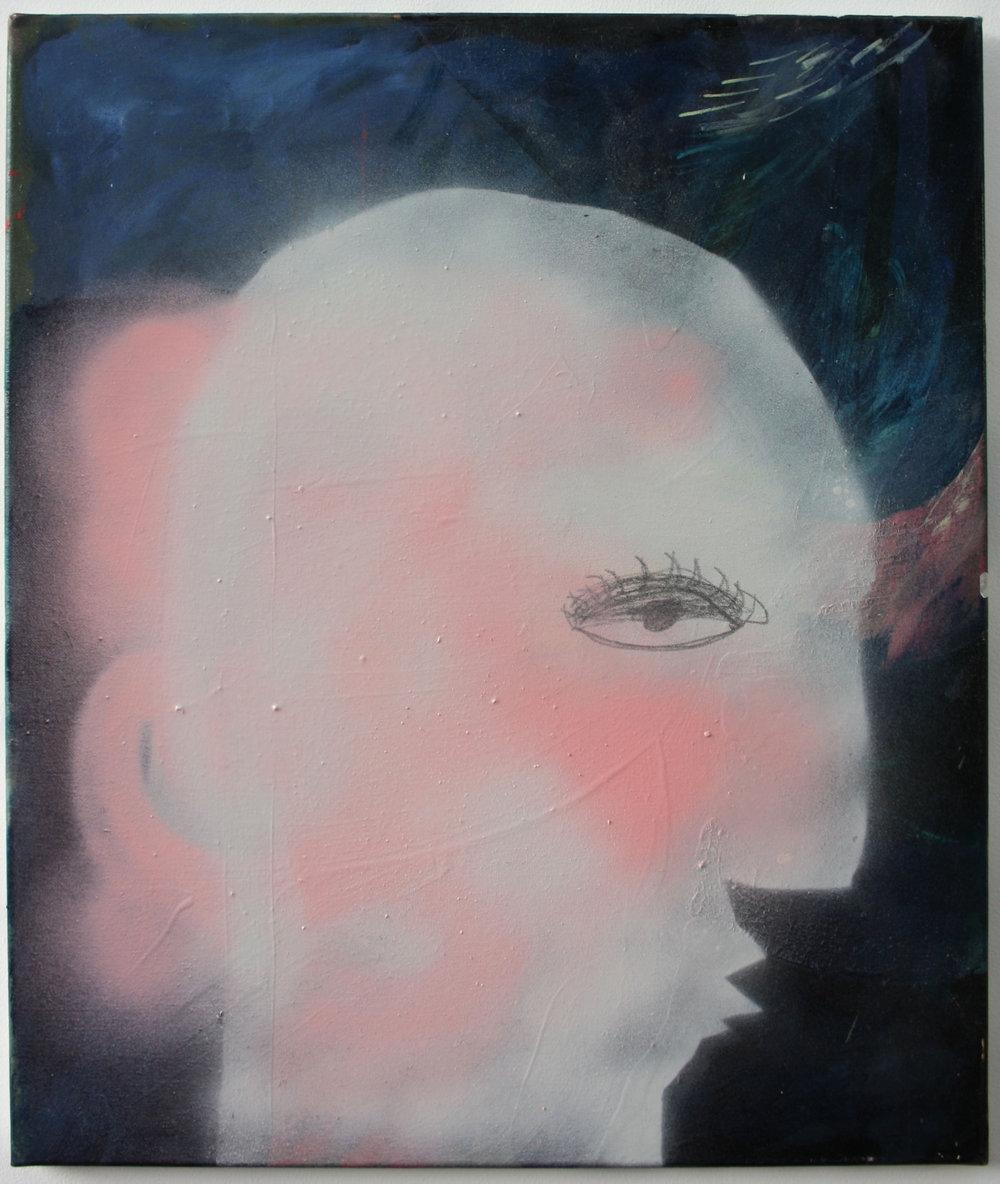 Head II, 2016