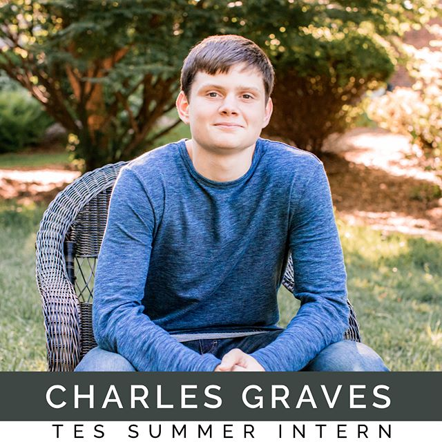 It is such a joy to have Charles Graves with us this summer for our #TES40wk summer internship program. Along with music, @charles.henry.graves also enjoys skateboarding and spending time outside exploring God's creation. He is such an encourager and we love having him here at the #peopleandsongsabbey. For more information about our internship programs, follow the link in our bio.  #TEScamp #emergingsound