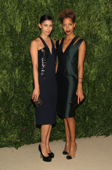 Michelle Ochs and Carly Cushnie of Cushnie et Ochs. Image: Stylebistro