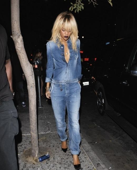 Rihanna; Image via:  Milk.xyz