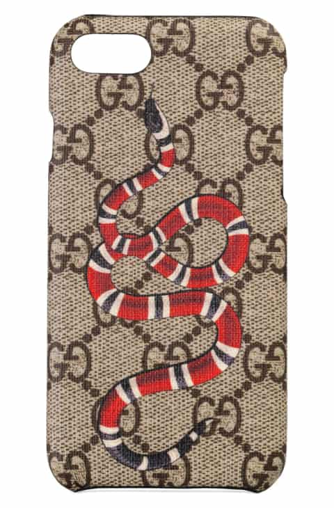Gucci Iphone case; image via Nordstrom.