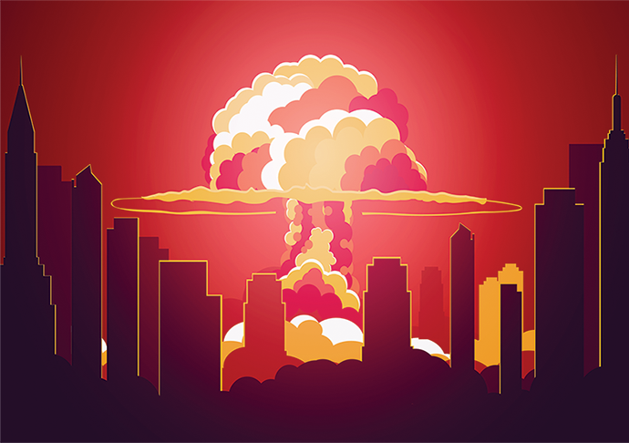 Take our free online course onThe Threat of Nuclear Terrorism - Learn what you can do to combat the risk