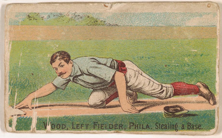 Wood, Left Fielder, Phila. Stealing a Base.jpg