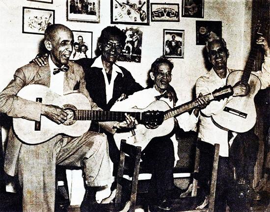 Rosendo Ruiz, Sindo Garay y Alberto Villalón - Foto © Cadena.