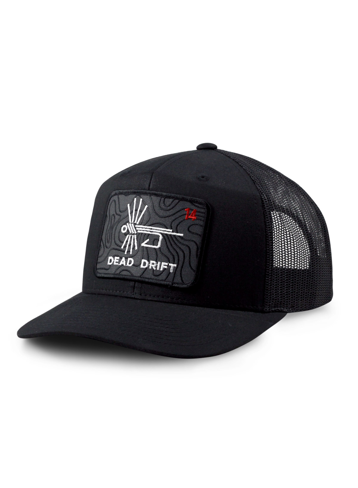 Dead-Drift-Fly-Fishing-Hats-Topo-Fly-Trucker-Black.jpg