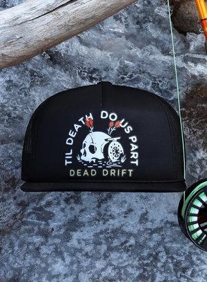 f47e5051f1e78 Til Death Foam Front 2018 FW Dead-Drift-Fly-Fishing-Hats-Til-Death-pic.