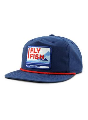 cfac2504482c1 I Fly Fish Flat Bill