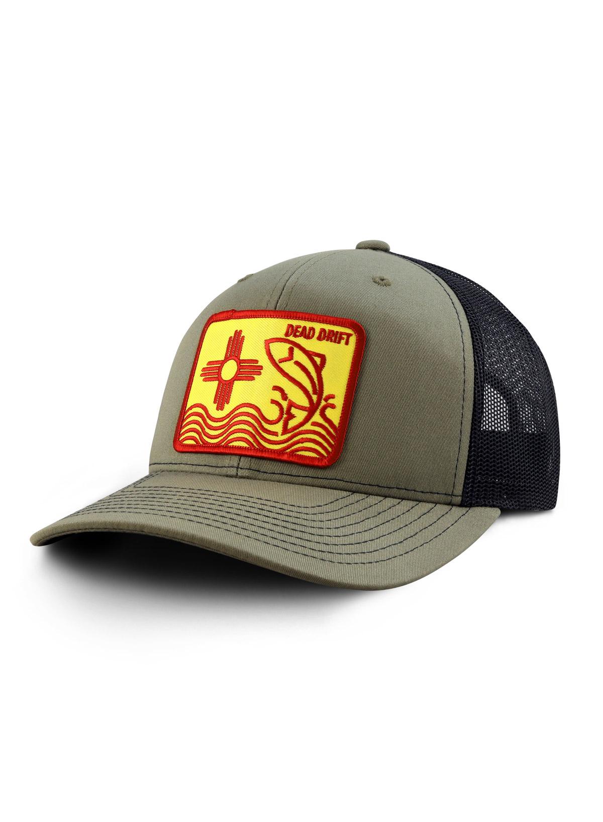 3142d9c6 New Mexico Trucker Hat — Dead Drift