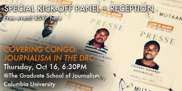 Covering Congo: Journalism in the DRC