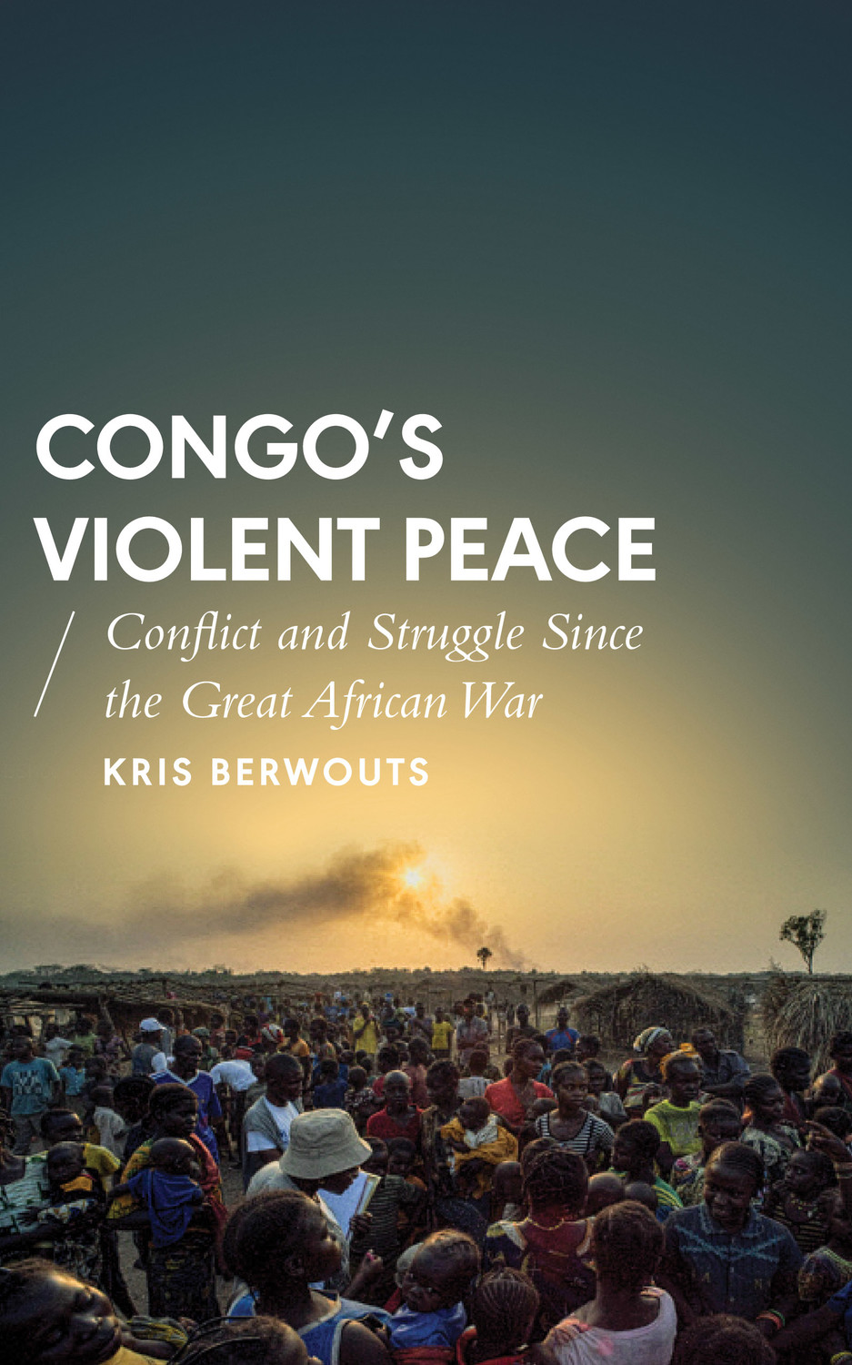 Copy of Saturday 10/21, 3PM - Book Discussion w/ Author Kris Berwouts