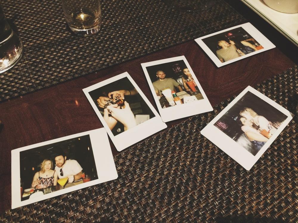 Breakfast Polaroids ❤️