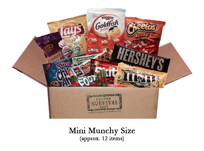 Mini Munchy Survival Kit