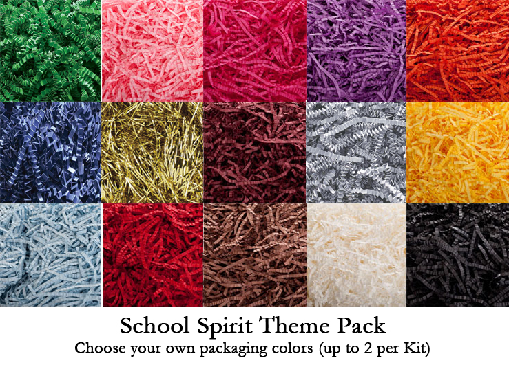 School Spirit Theme Pack - add $2