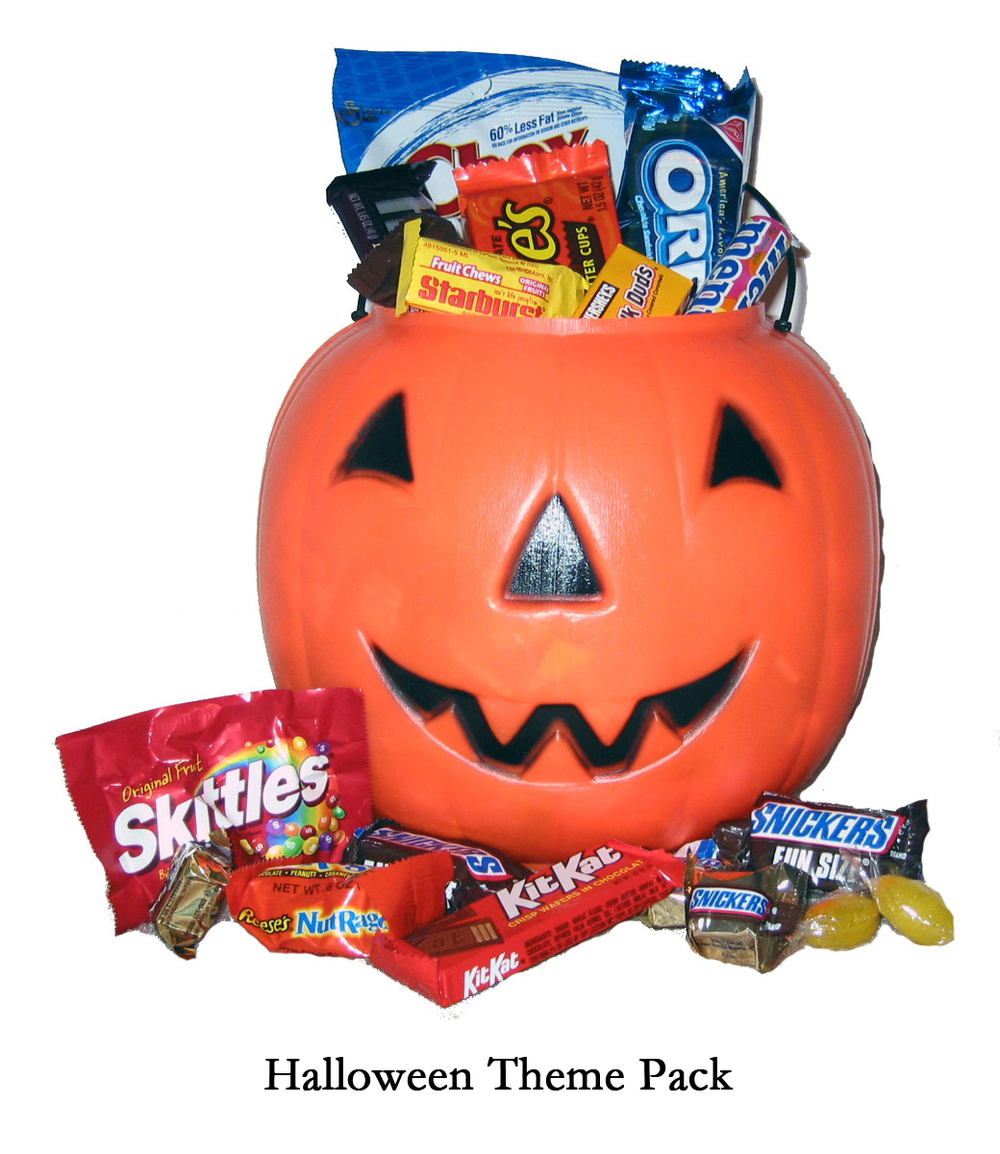 Halloween Theme pack - add $6.95