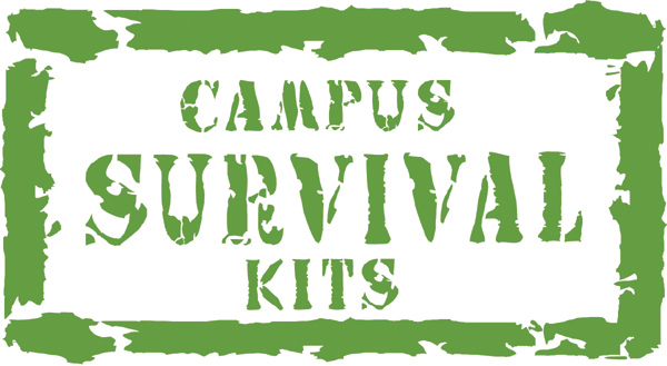 Campus Survival Kits
