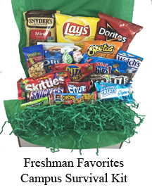 Freshman Favorites Campus Survival Kit