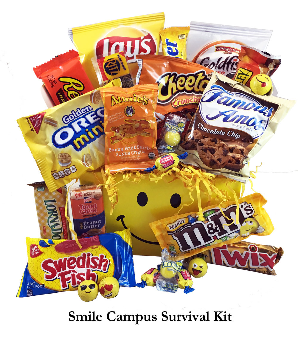Smile Campus Survival Kit