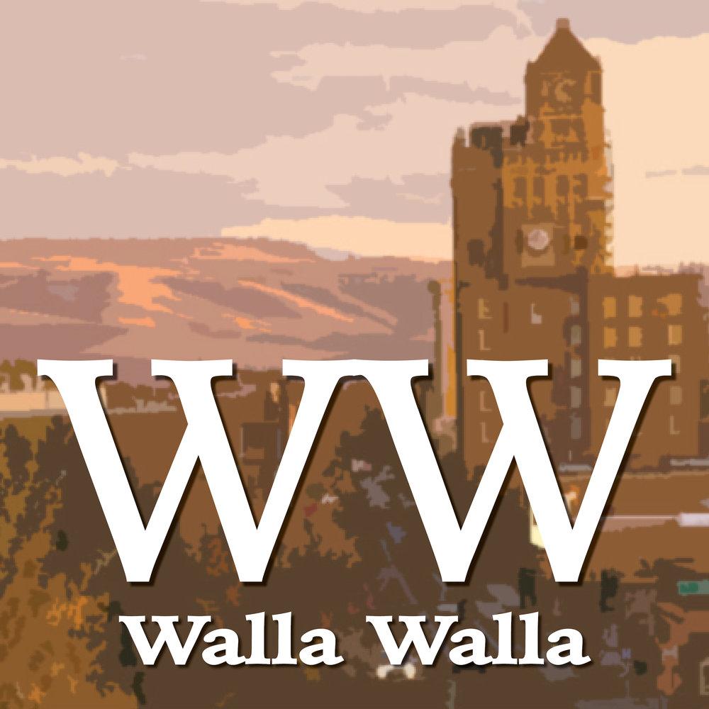Walla Walla Podcast with Alex Bryan, Kris Loewen, and Jenn Ogden