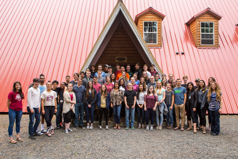 2018-19 Outgoing WWU student missionaries