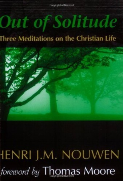 Out of Solitudeby Henry Nouwen - Out of Solitude by Henry Nouwen moves me from being busy to taking quiet time with God. As that happens, I see people and their needs instead of schedules and accumulations. —Joy Veverka