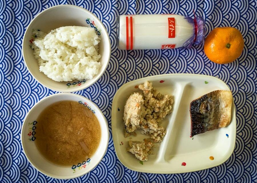 Japanese School Lunch Day 14