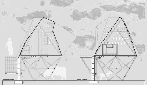 Tether House — dual ecologies