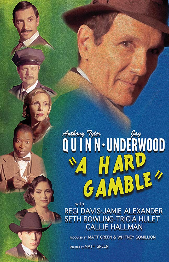 A Hard Gamble - Poster