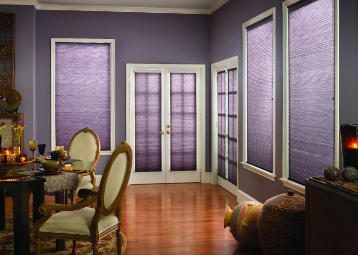 Cell Shades For French Doors