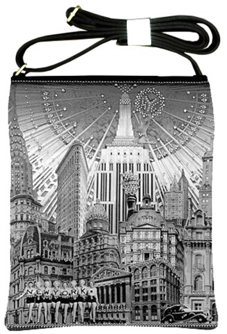 New York Dolls Crossbody/Shoulder Bag