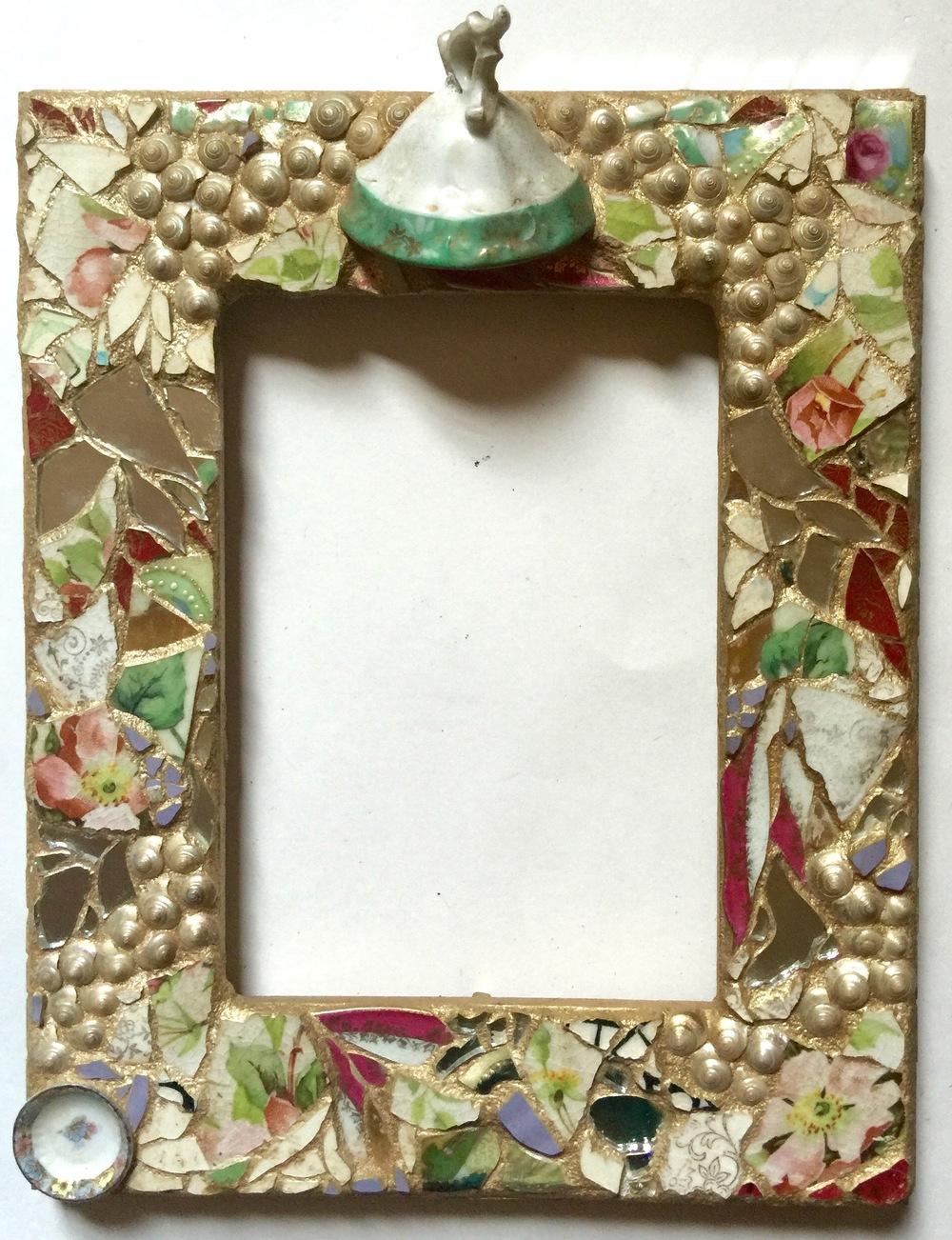 Mosaic Frame 5x7  $70
