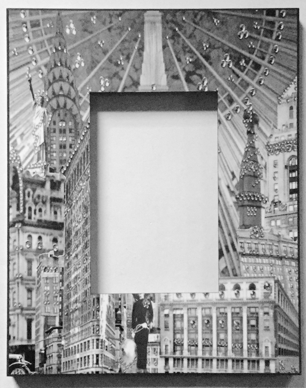 Empire State printed Frame 4x6 $65