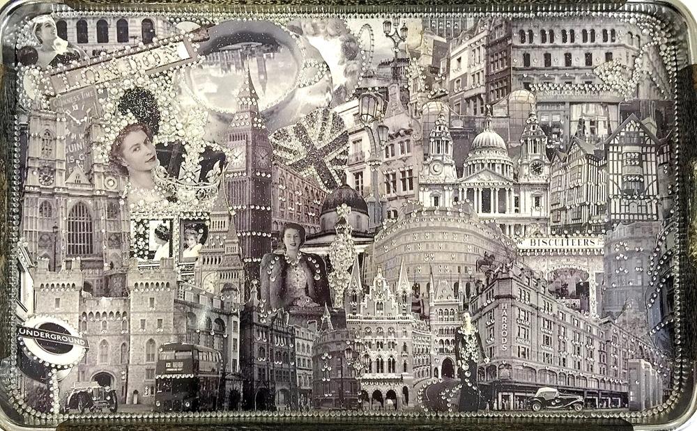 London Calling 10x16