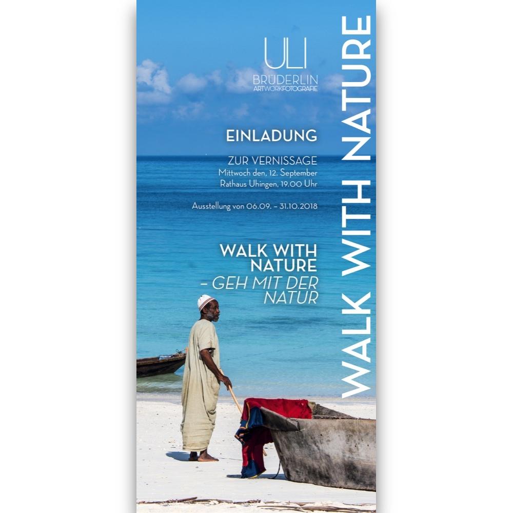 Walk with nature – Geh mit der Natur