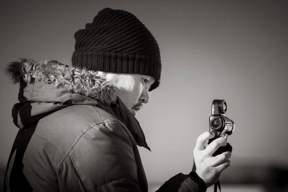 Hiro with LightMeter.jpg