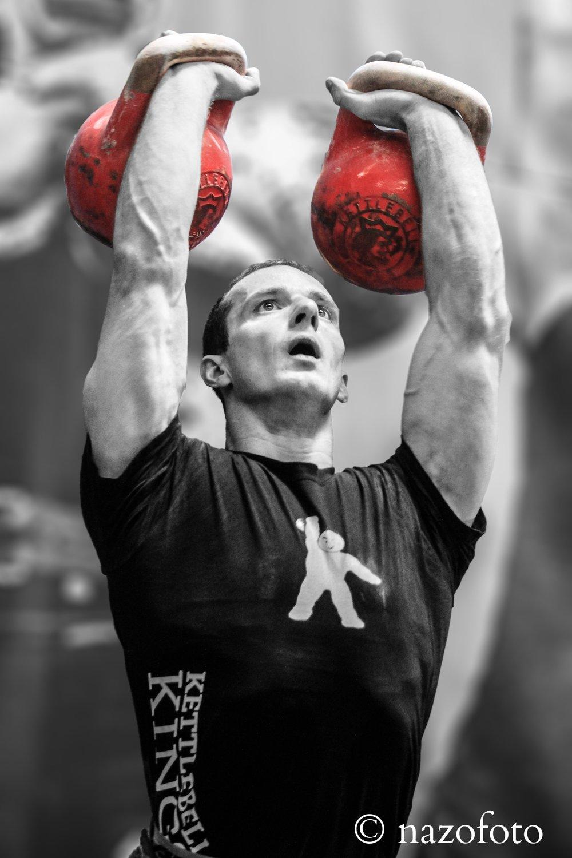 DENIS VASILEV - 7-time World Champion and World Record Holder (2 *32kg. 10