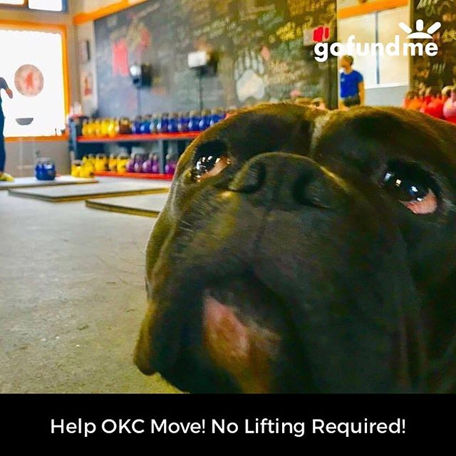 Hi everyone, we are dealing with a fast approaching hard deadline that we are trying to deal with. We really could use a hand. Anything you could throw us would be very appreciated and sharing this post helps a ton. Thank you. https://www.gofundme.com/orange-kettlebell-club-has-to-move?
