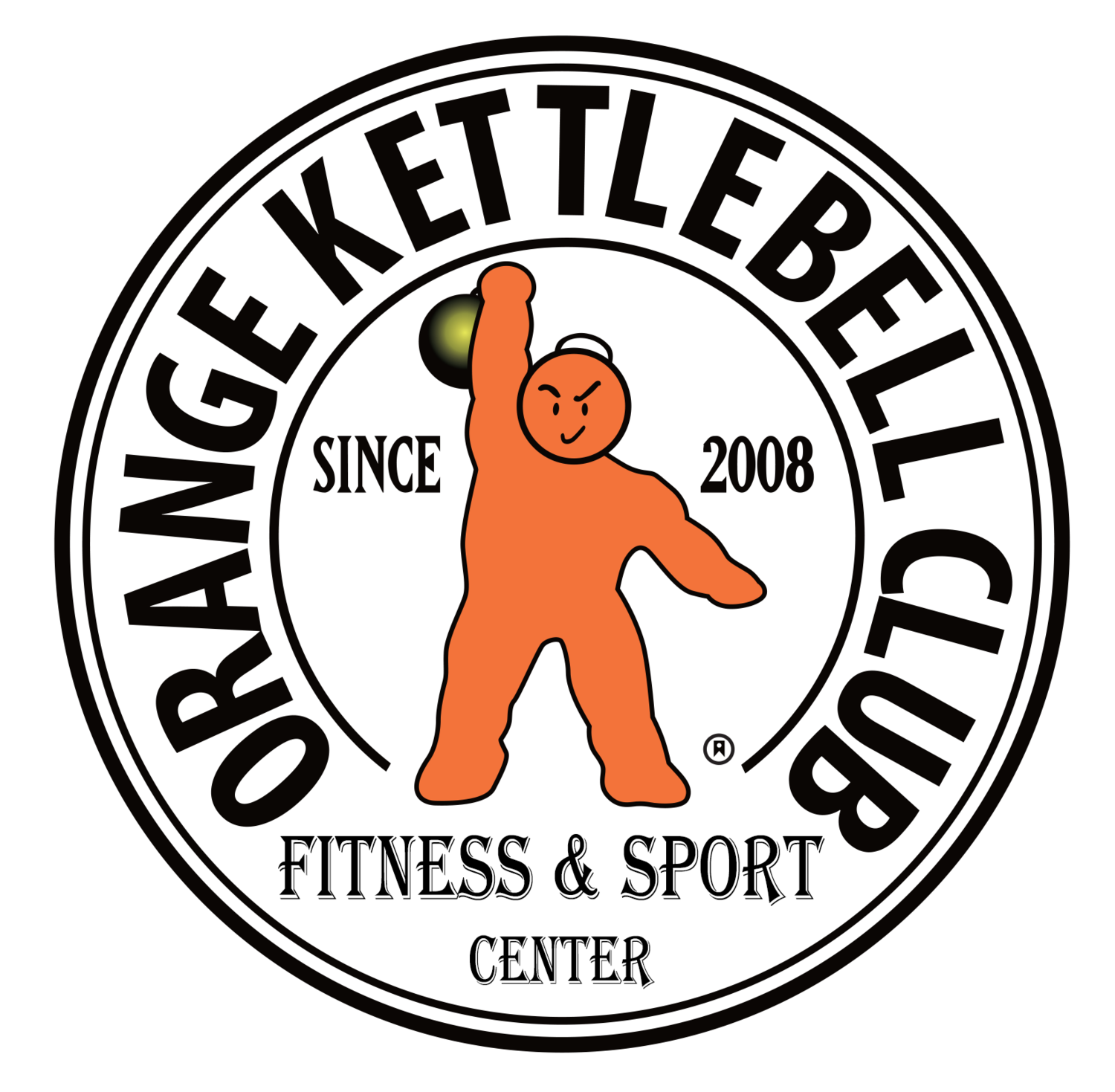 The Orange Kettlebell Club