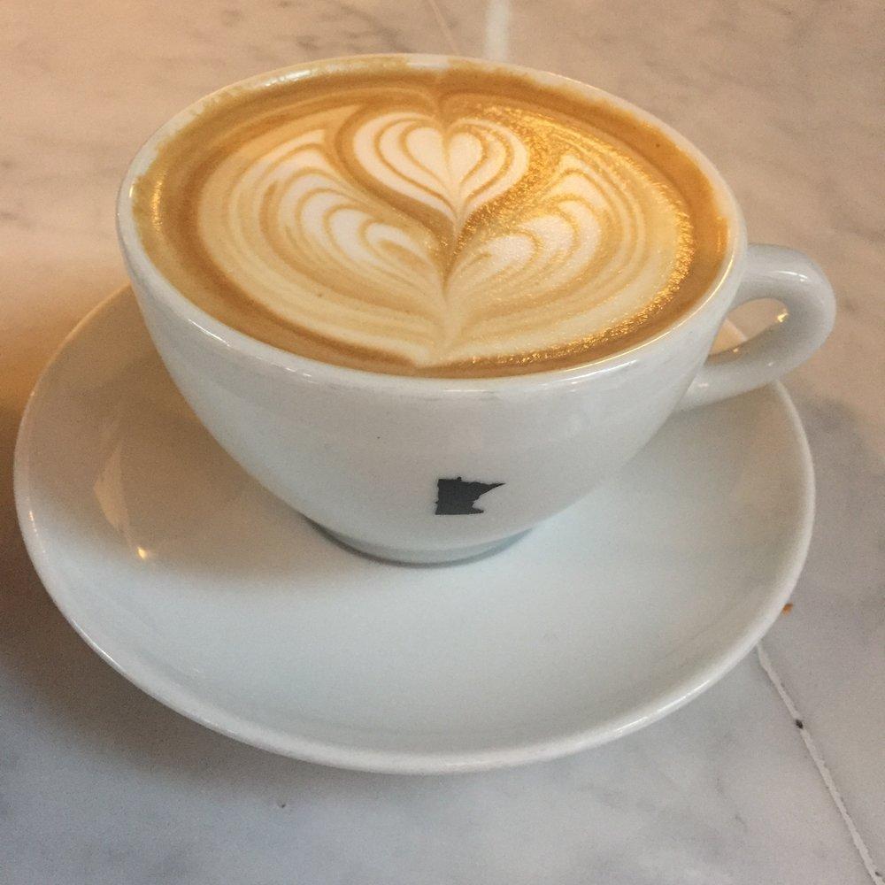 ashley cohn at spyhouse coffee