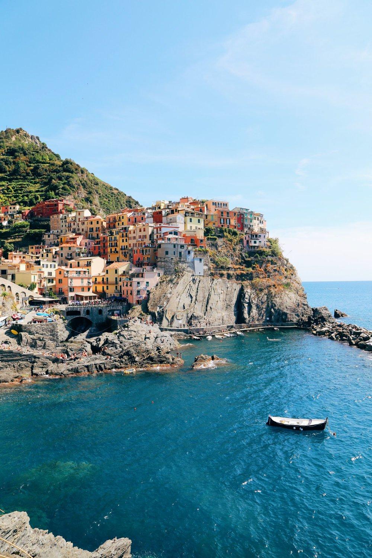 Cinque Terre, Italyl