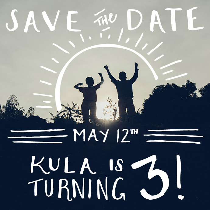 Hand Lettering for the Kula Project | MAD&DUSTY