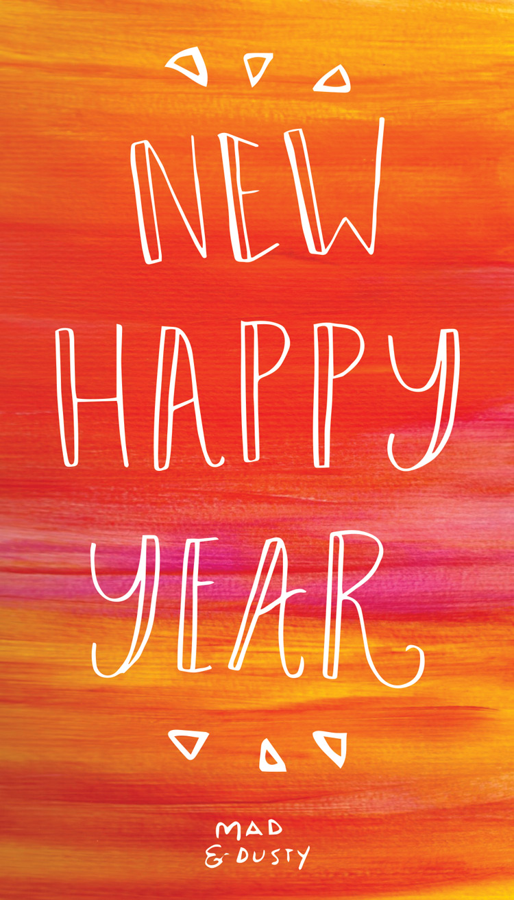 new-happy-year-mads-beaulieu-lettering
