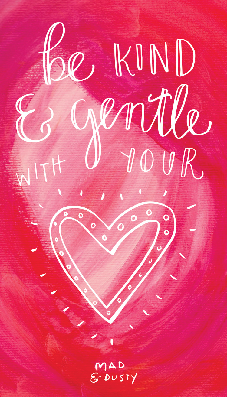 be-kind-and-gentle-mads-handlettering