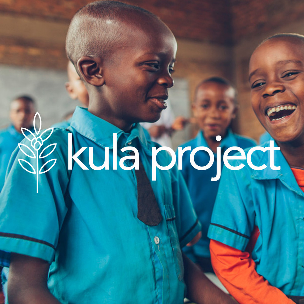 Nonprofit Graphic Design Kula Project Case Study / Mad & Dusty