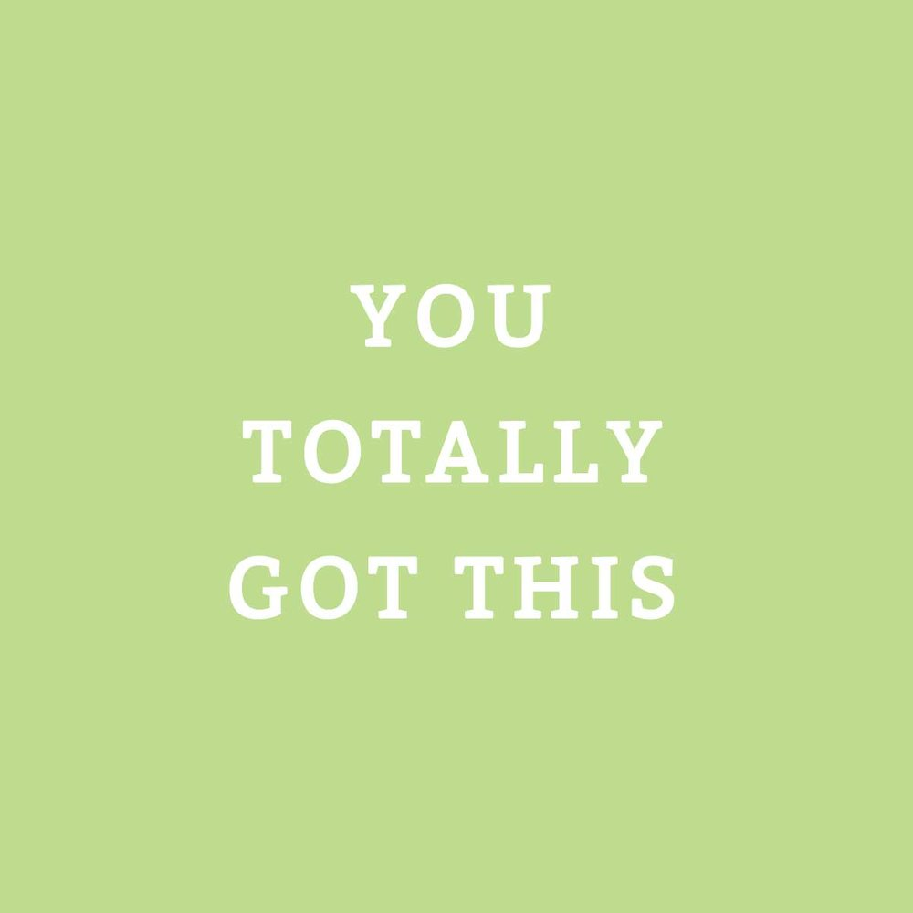 You Totally Got This - Playlist by Mad & Dusty