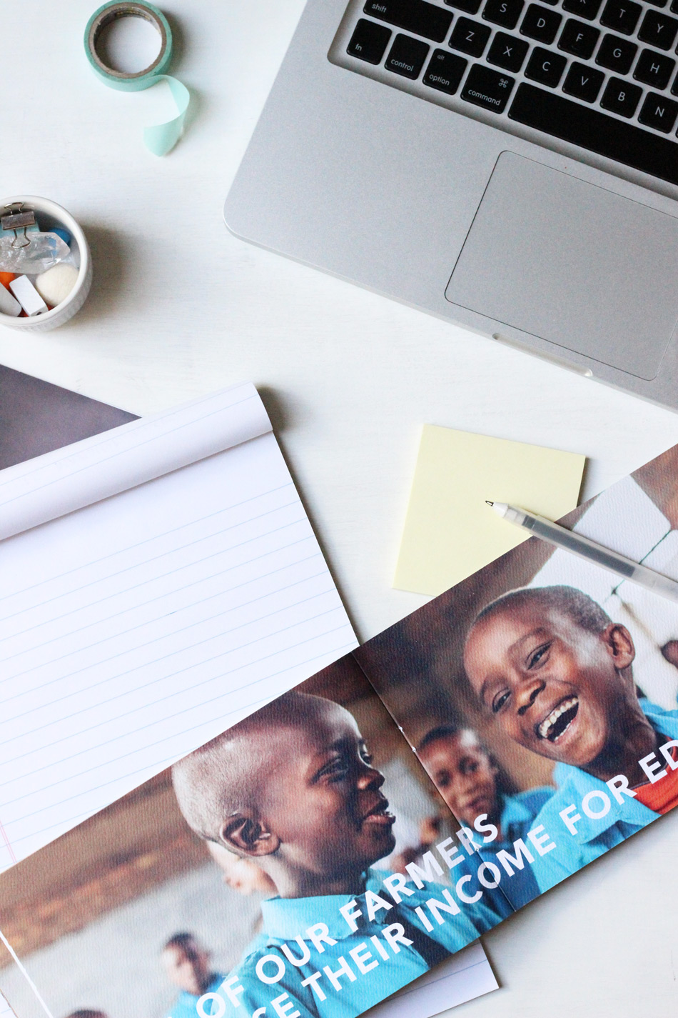 Annual Report Design for Nonprofits