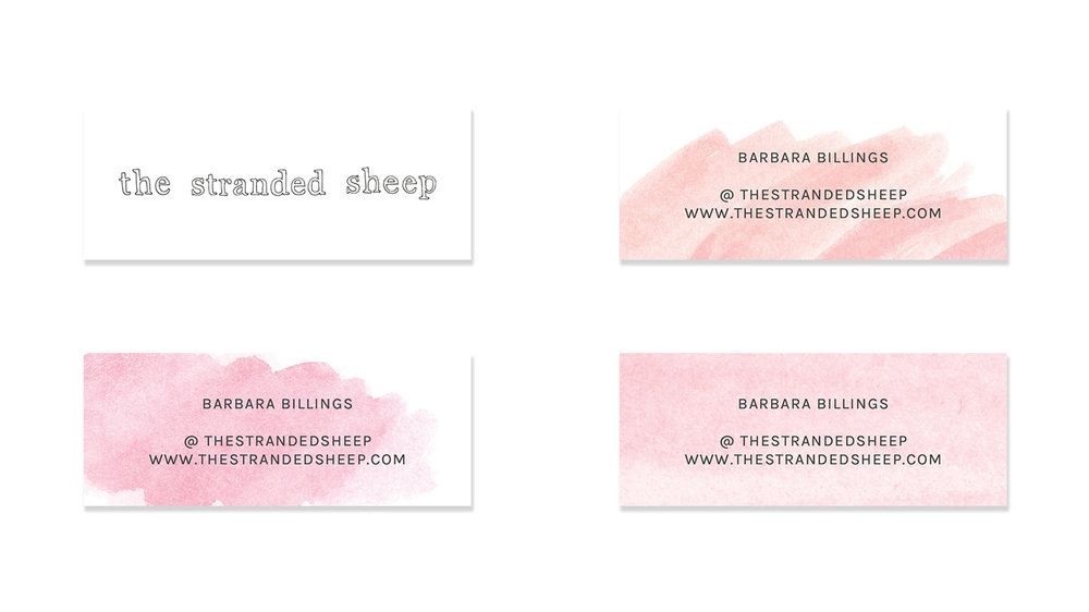 Business Card Suite