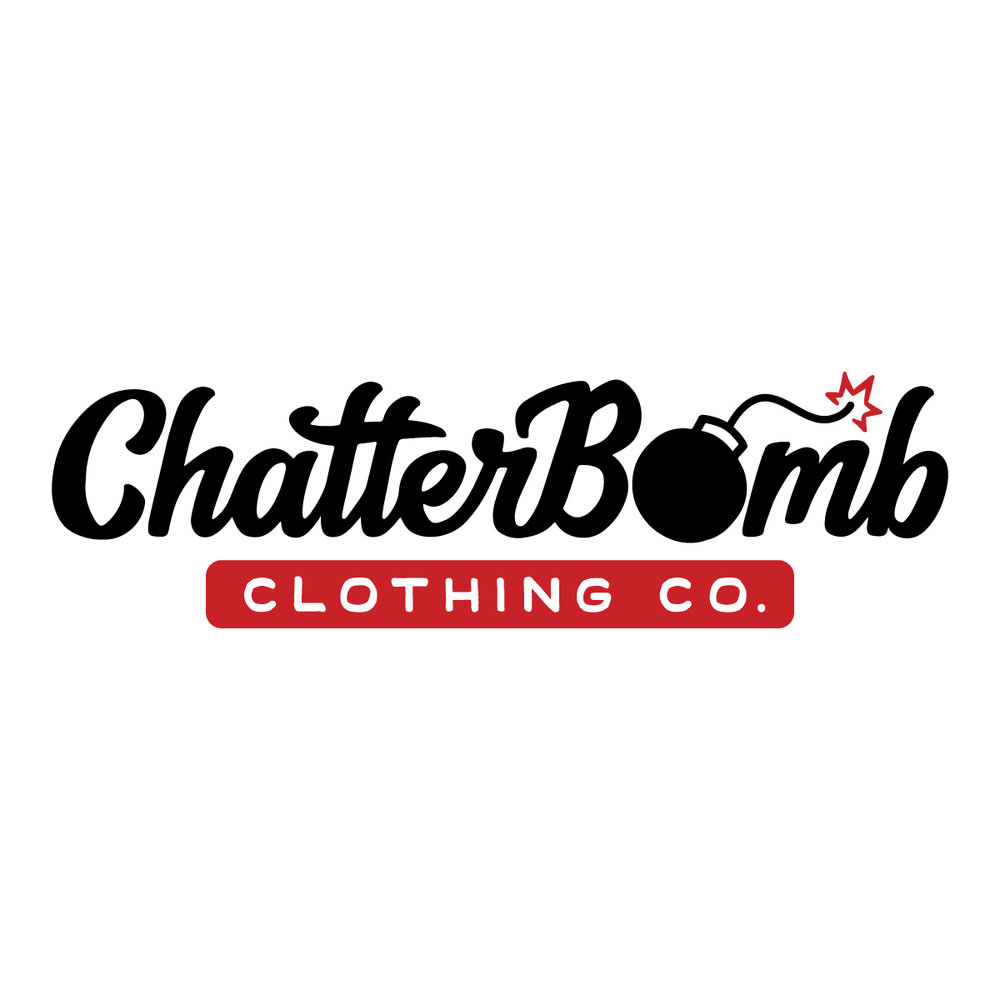 Chatterbomb Logo Design