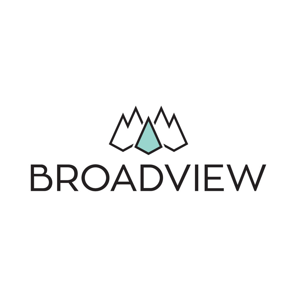Broadview Logo Design