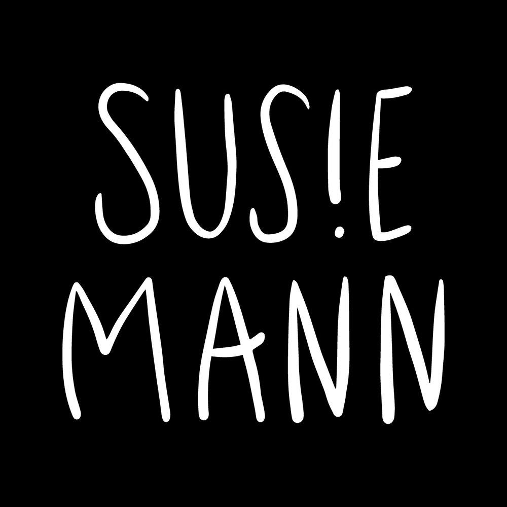 Susie Mann Logo Design